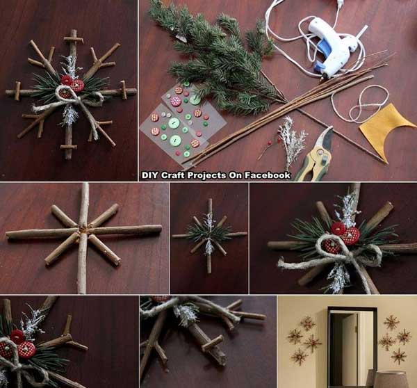 Top 36 simple and affordable diy christmas decorations diy christmas decorations 7 solutioingenieria