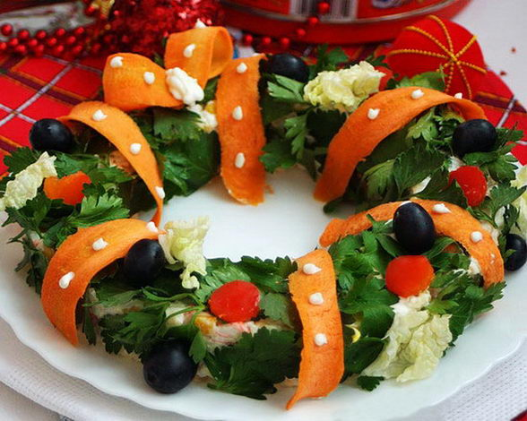 DIY Ideas For Christmas Surprises Appetizers 20