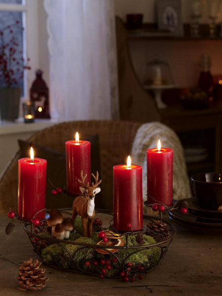 festive-table-candlestick-forest-centerpiece-element-cones-small-decorative-deer