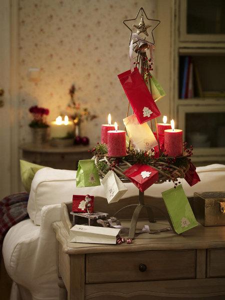 Diy Christmas Candle Centerpieces  Enchanting Ideas
