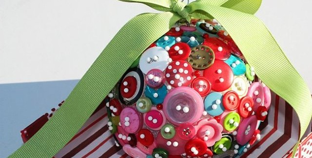 Homemade Christmas Tree Ornaments 15 Easy Diy Ideas And