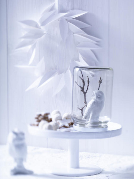 last-minute-diy-christmas-decorations-jar-owl-figure-branch
