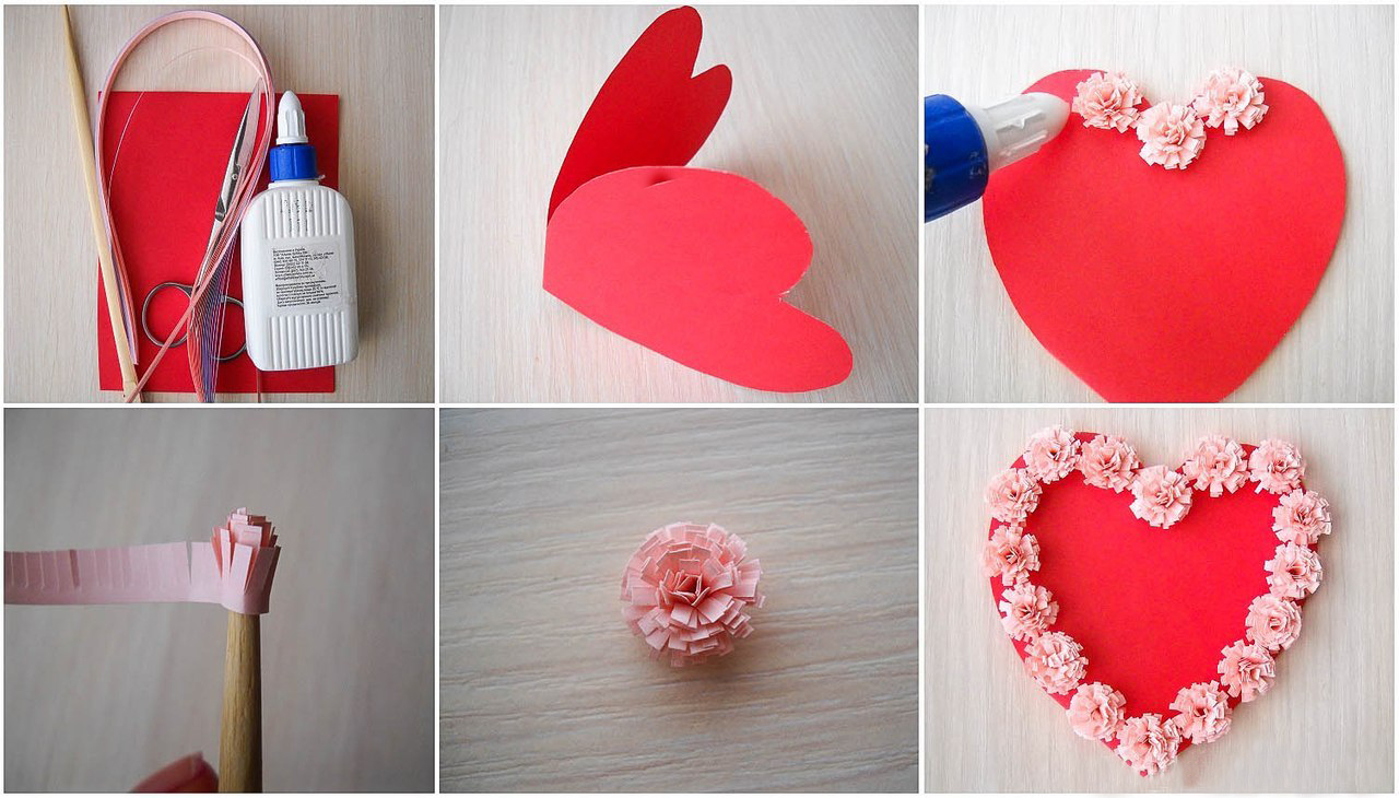 8 DIY Valentine's Day Cards + Tutorials for your special Valentine - DIY Masters Blog Inspiring Ideas, Crafts & Decor Projects