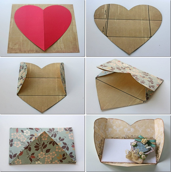 8 Diy Valentine S Day Cards Tutorials For Your Special