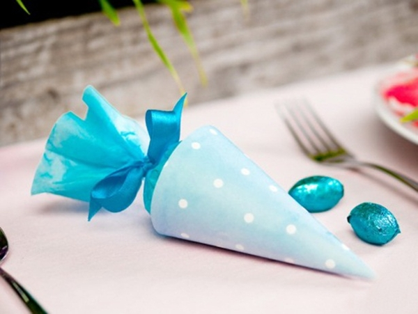 10 easter table decorations easy crafts and diy easter treat bags easter table decorations crafts homemade easter treat bags candy negle Image collections
