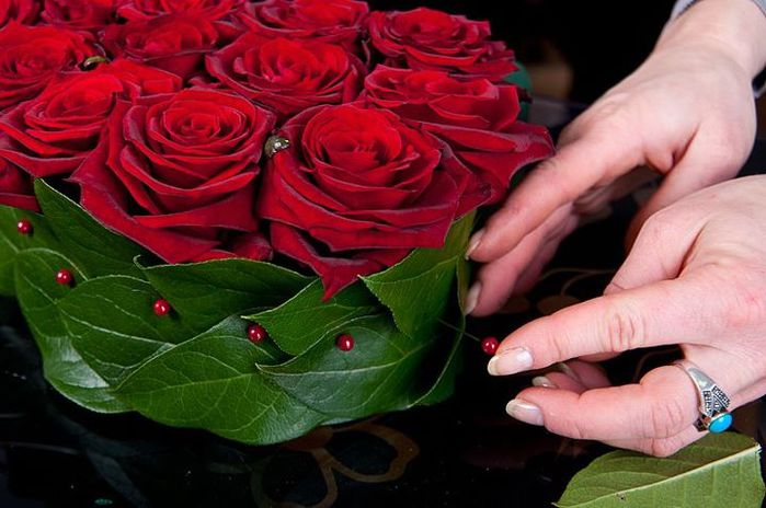 how to keep fresh cut roses from wilting
