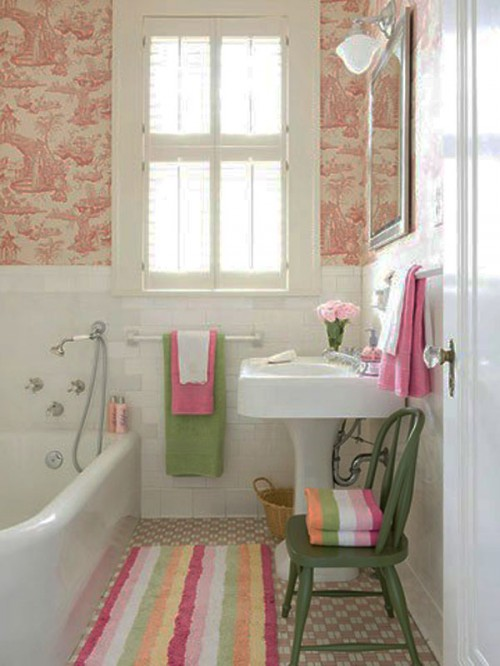 Gallery Ideas for small bathroom-4