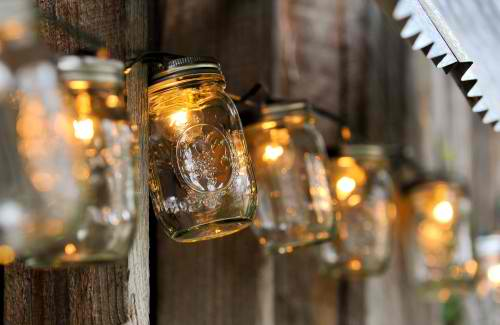 Gallery lamps jars-1