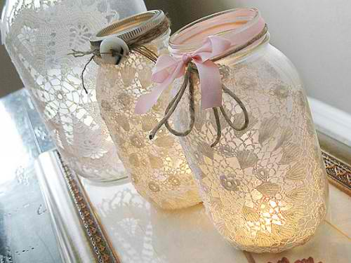 Jar instead of a vase 3