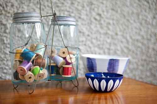 Jar instead of a vase 5