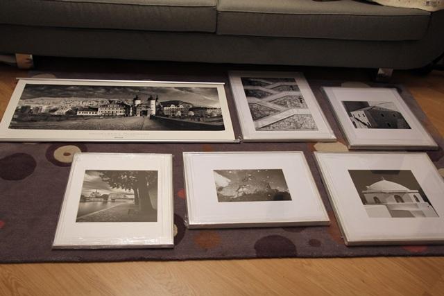 Organize Photos With Frames