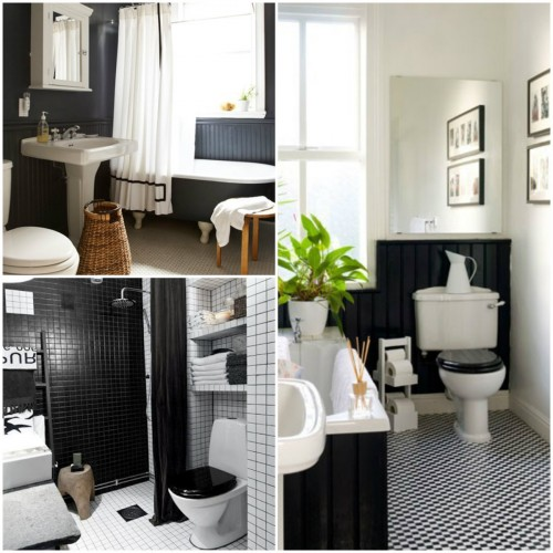 Colors-for-the-bathroom-black or white