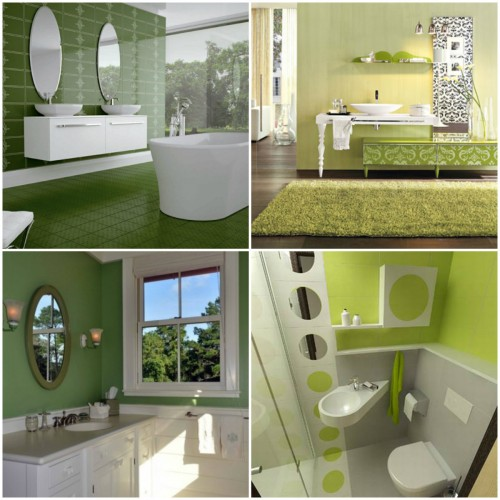Colors-for-the-bathroom-green