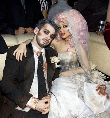 Halloween-Costumes-of-the-stars-Christina-Aguilera
