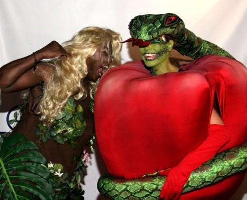 Halloween-Costumes-of-the-stars-Heidi-Klum-Seal