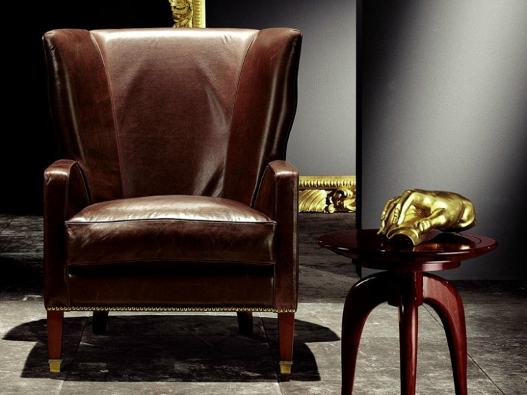 Designer Sessel Kaminbereich Zigarren Lounge | 28 Designer Chair Perfect For The Fireplace Area Or A Cigar Lounge