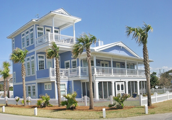 Beach House Exterior Color Schemes Memes