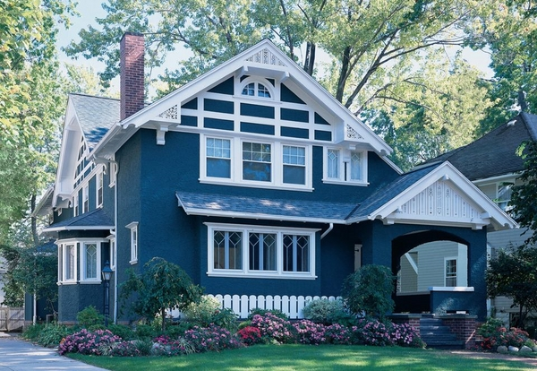 Exterior Color Schemes Trends
