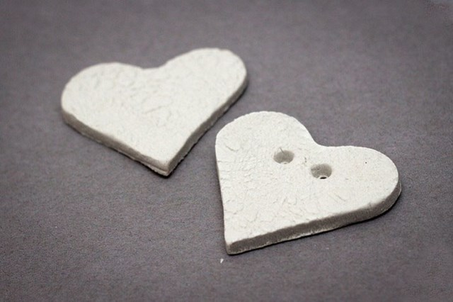 valentines-day-craft-for-kids-handmade-polymer-clay-heart-lace-figured-decoration
