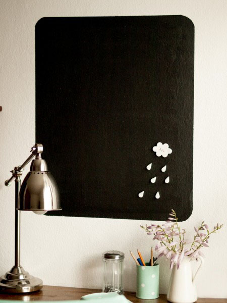 diy-magnetic-chalkboard-wall-decor-idea-for-kids-room-009