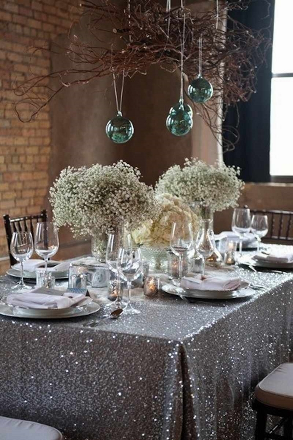 Beautiful Elegant Christmas Party Themes Part - 5: ... Credit Image. Elegant Christmas Party Decor Elegant Christmas ...