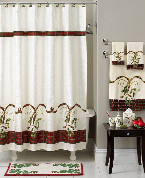 Shower Curtains bathroom shower curtains and rugs : Bathroom sets with shower curtain and rugs