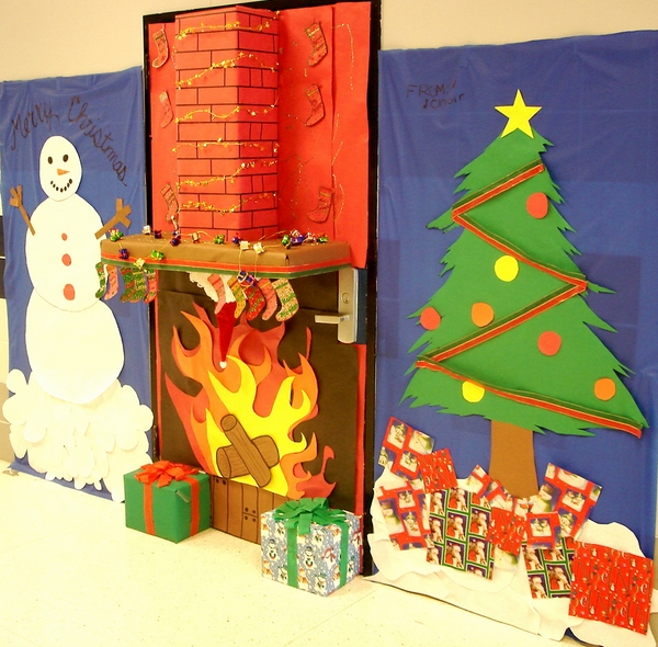 christmas-door-decorations-ideas-for-the-front-and-interior-doors-img019