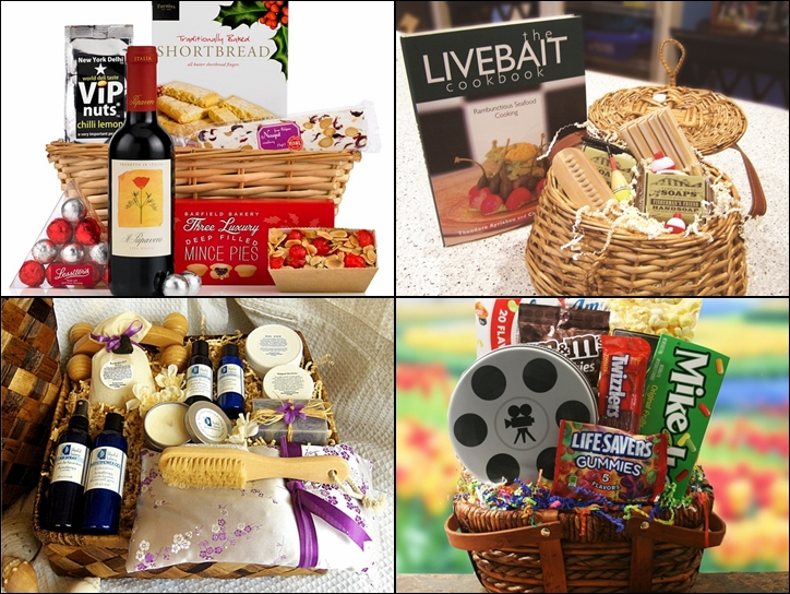 Christmas gift basket ideas – a perfect gift for friends and family