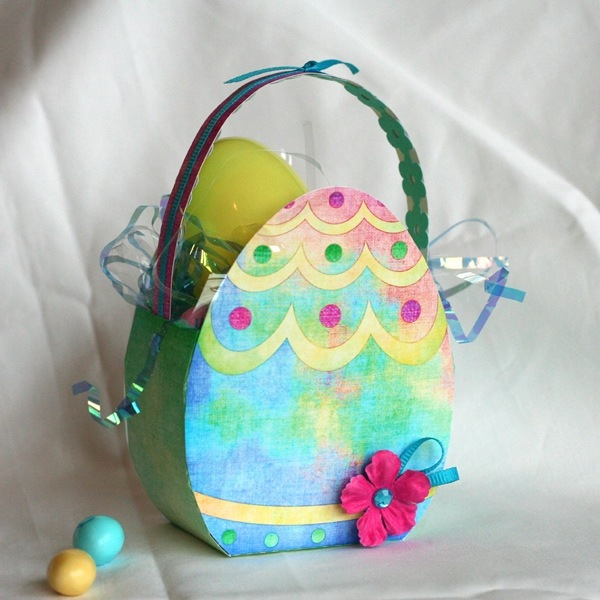 Creative Easter Basket Craft Ideas How To Make