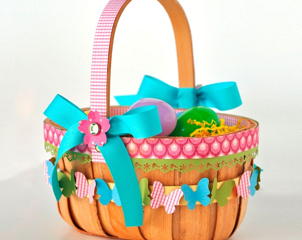 Creative easter basket craft ideas how to make and - Easter basket craft ideas ...