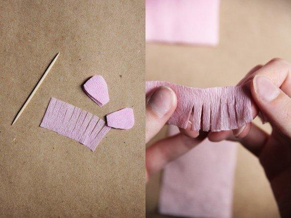 Creative Easter Craft Ideas Diy Paper Flower Golden