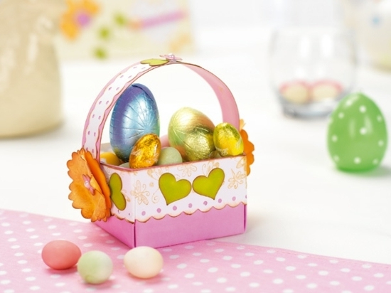 Easter basket ideas for a colorful holiday and festive mood diy easter basket ideas for a colorful holiday and negle Gallery