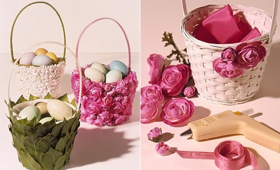 Easter Basket Ideas For A Colorful Holiday And Festive