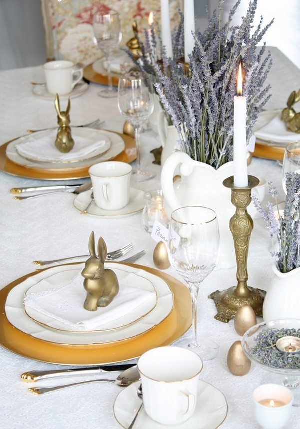 Easter Table Decorations Awesome Setting Ideas Img011