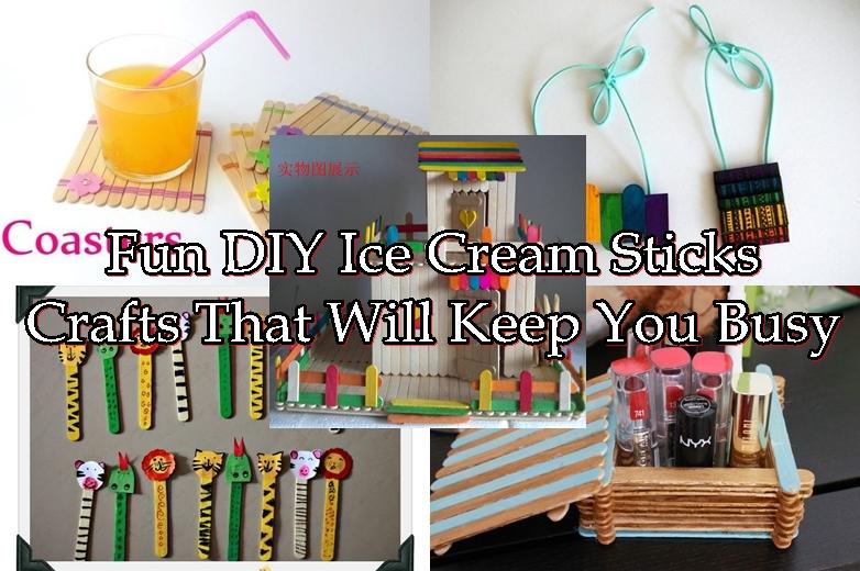 Diy Ice Cream Sticks Ideas Archives Diy Masters Blog Inspiring