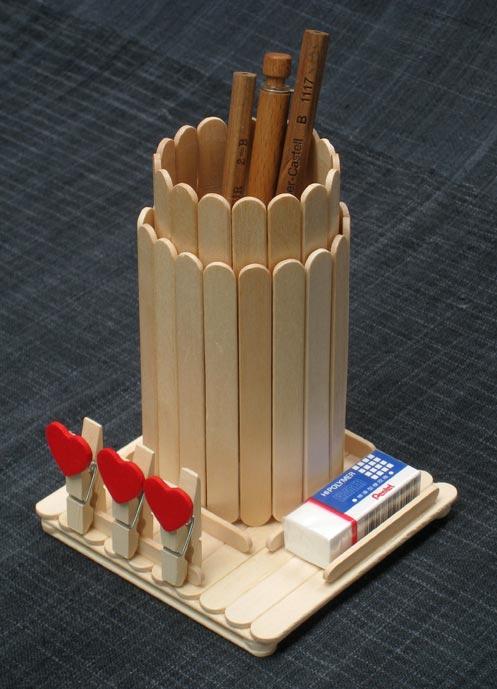 Fun DIY Ice Cream Sticks Crafts That Will Keep You Busy