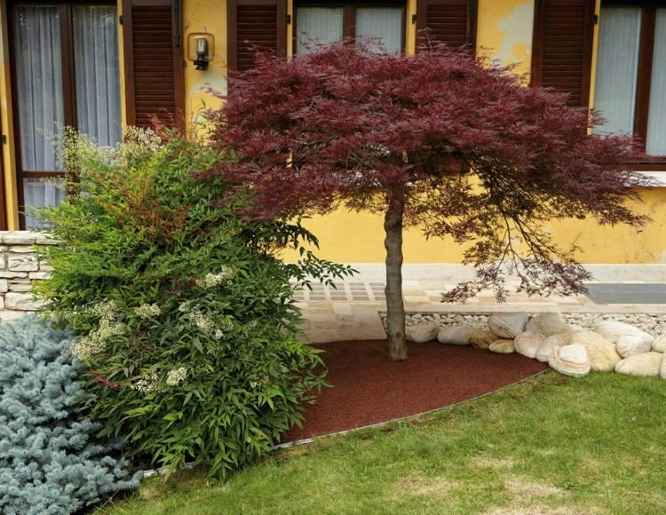 make-rasenkante-in-the-garden-a-selection-of-materials-img008