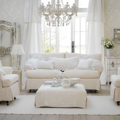 5 rules of shabby chic decor img003 - Shabby Chic Rooms Photos