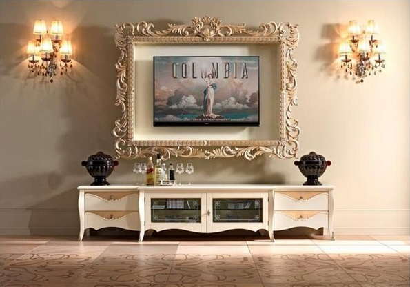 tv-frame-ideas-ornate-frame-for-tv-wall-sconces-living-roon-furniture-ideas-diy-masters-img001