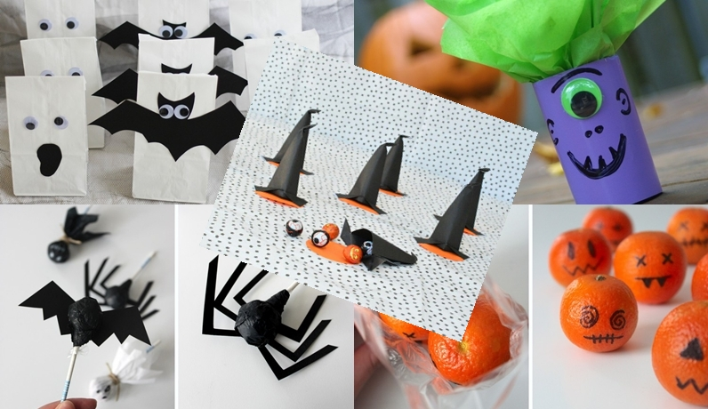 Halloween Candy Ideas.Creative Ideas And Instructions For Halloween Candy Wrappers Diy Masters