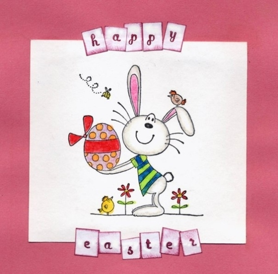 Easter pictures and greeting cards 25 delightful ideas a beautiful picture to greet your friends for the holiday kristyandbryce Choice Image