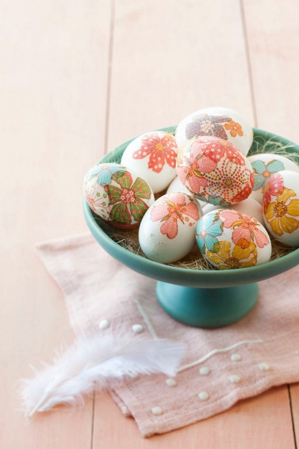 easter 2017 garnishing ideas for a colorful festival