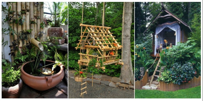 Nice DIY Garden Projects