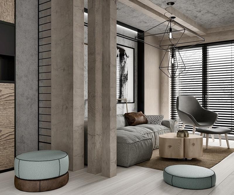 Bold Idea Cheap Interior Design Ideas For Apartments Great: Bold Decor In Small Spaces