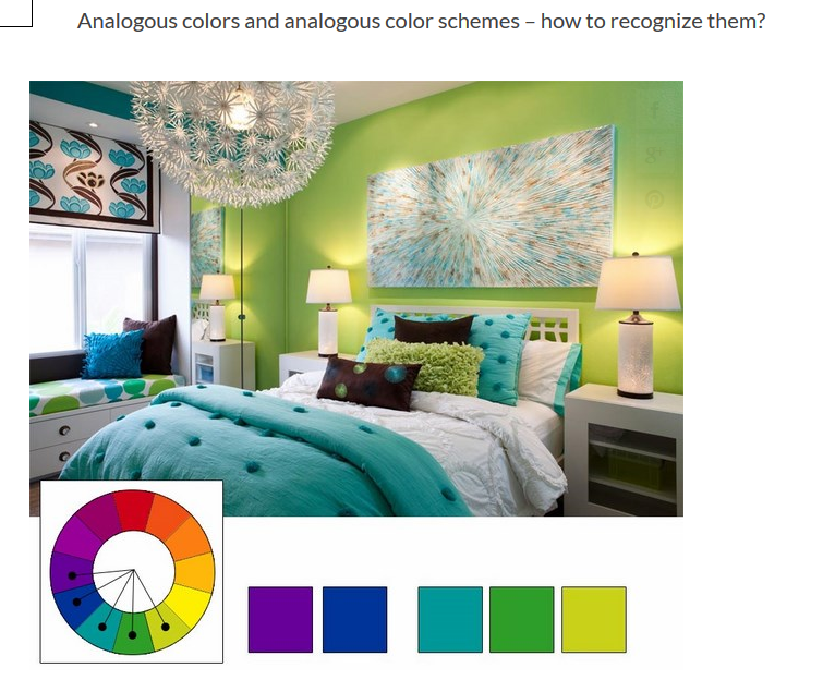 How To Create The Most Beautiful Analogous Colors Combinations